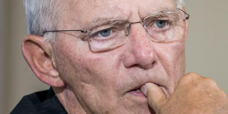 Schäuble - Foto: Michael Kappeler