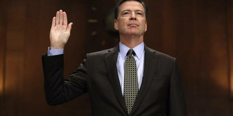 James Comey - Foto: Carolyn Kaster/Archiv