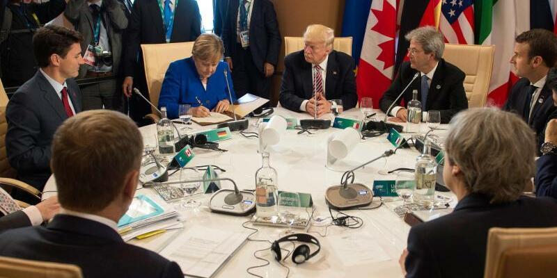 G7-Gipfel - Foto: Guido Bergmann/Bundesregierung