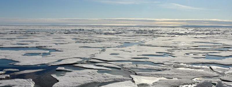 Arktis - Foto: Das Eis in der Arktis schmilzt - und die neue US-Regierung glaubt nicht, dass das am menschgemachten Klimawandel liegt. Foto:Ulf Mauder
