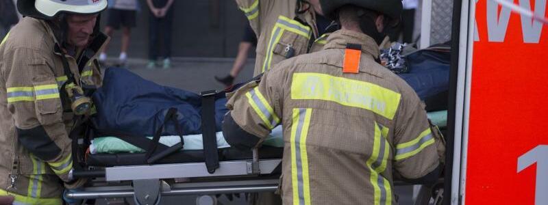 Rettungskräfte - Foto: Paul Zinken
