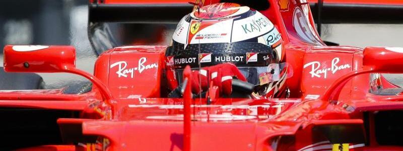 Kimi Räikkönen - Foto: Frank Augstein
