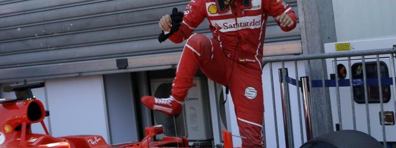 Sebastian Vettel - Foto: Claude Paris