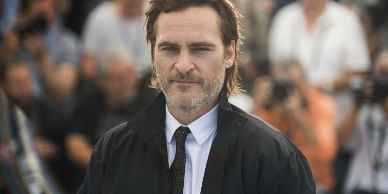 70. Filmfestspiele in Cannes - Foto: Joaquin Phoenix ist im britischen Wettbewerbsfilm «You Were Never Really Here» zu sehen. Foto:Arthur Mola