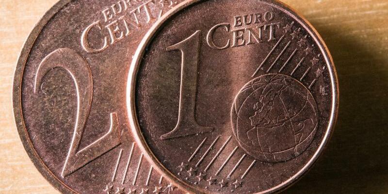 Cent-Münzen - Foto: Patrick Pleul