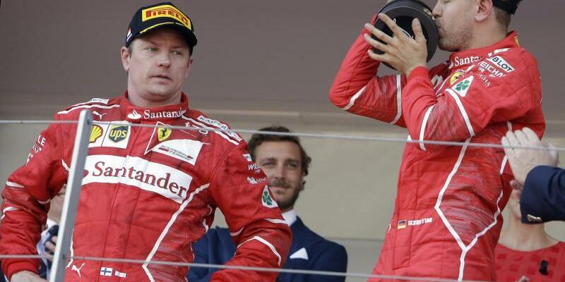 Ferrari-Fahrer - Foto: Claude Paris