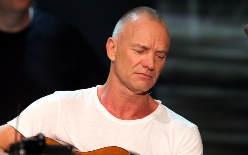 Sting - Foto: über dts Nachrichtenagentur