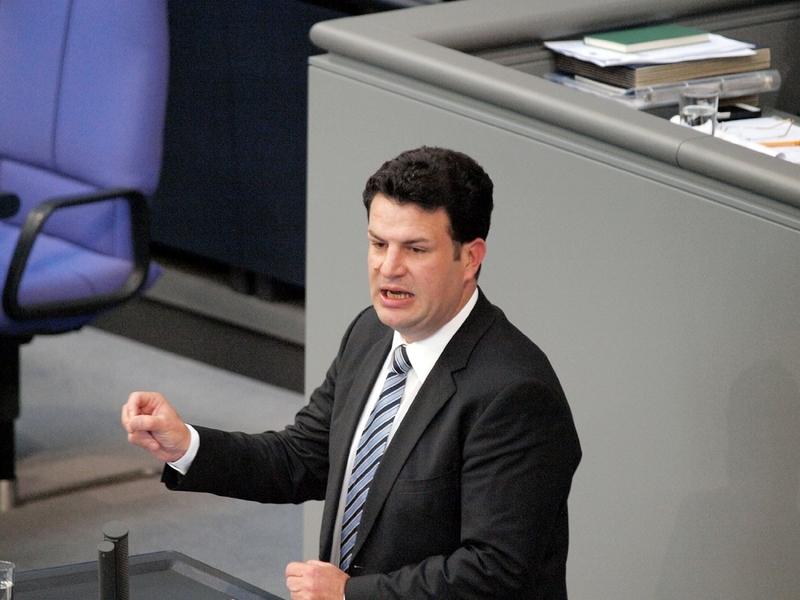 Hubertus Heil - Foto: über dts Nachrichtenagentur