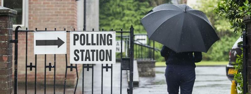 Neuwahl in Großbritannien - Foto: Liam Mcburney