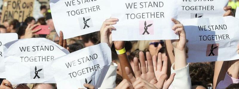 Benefizkonzert für Manchester - Foto: Dave Hogan For One Love Manchester