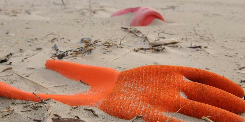 Müll im Meer - Foto: Ingo Wagner/Archiv