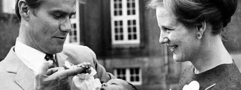 Dänemarks Königspaar - Foto: Polfoto Gleie Erik