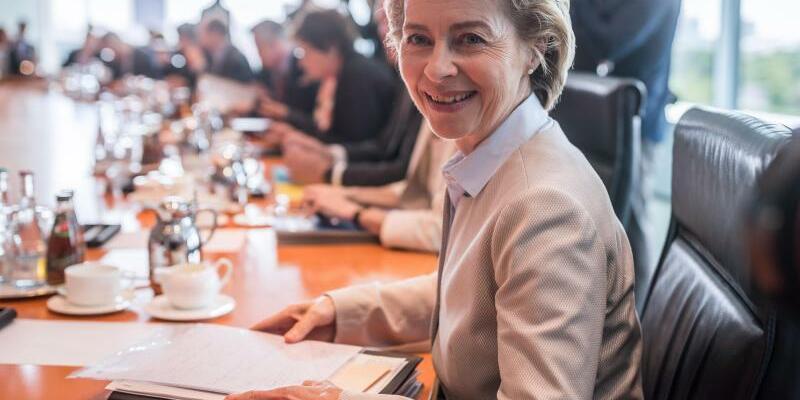 Kabinettssitzung - Foto: Michael Kappeler