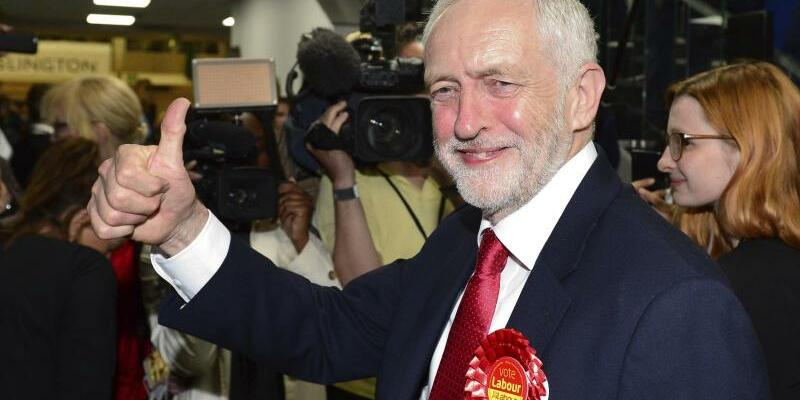Corbyn - Foto: Dominic Lipinski