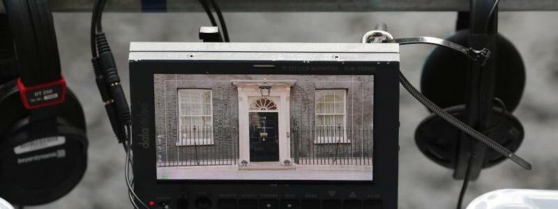 Downing Street No 10 - Foto: Jonathan Brady