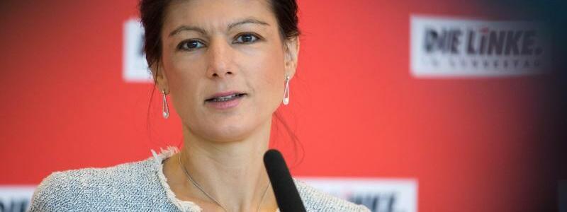 Sahra Wagenknecht - Foto: Bernd von Jutrczenka