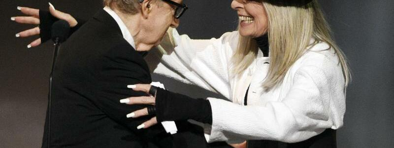 Woody Allen und Diane Keaton - Foto: Chris Pizzello/Invision