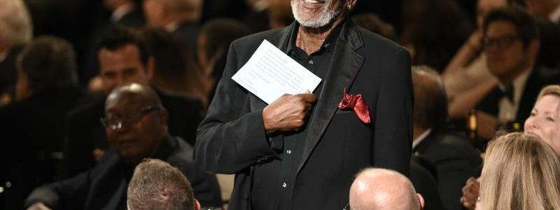 Morgan Freeman - Foto: Chris Pizzello/Invision