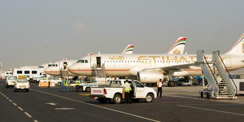 Etihad Airways - Foto: Arno Burgi