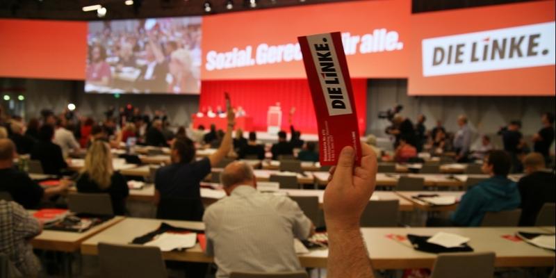 Linke-Parteitag am 09.06.2017 - Foto: über dts Nachrichtenagentur