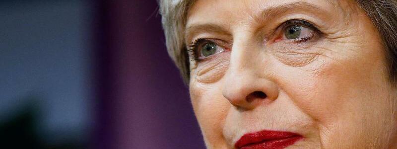 Theresa May - Foto: Alastair Grant