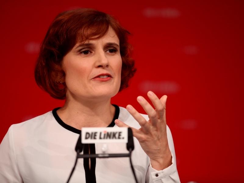 Katja Kipping am 09.06.2017 - Foto: über dts Nachrichtenagentur