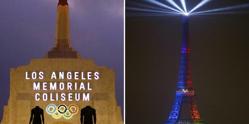 Olympia-Bewerber - Foto: Uncredited/AP
