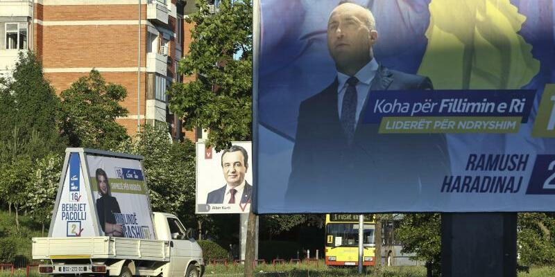 Parlamentswahl im Kosovo - Foto: Visar Kryeziu