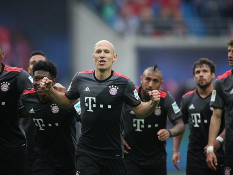 FC-Bayern-Spieler im Mai 2017 - Foto: über dts Nachrichtenagentur