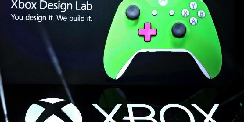 XBox - Foto: Mike Nelson/Archiv