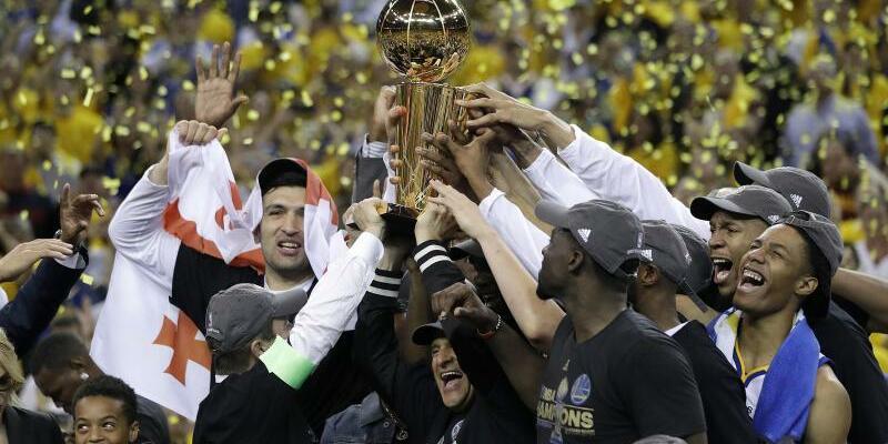 NBA-Champions - Foto: Marcio Jose Sanchez