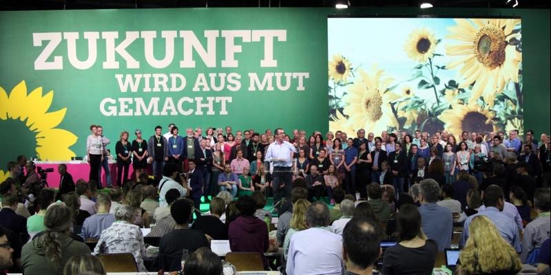 Cem Özdemir am 16.06.2017 auf Grünen-Parteitag - Foto: über dts Nachrichtenagentur