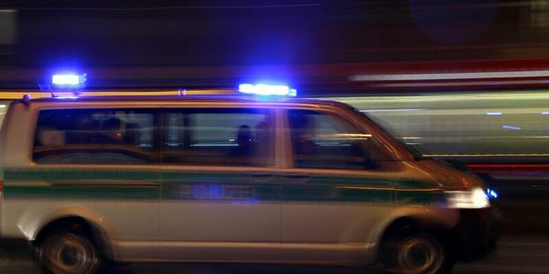 Polizei im Einsatz - Foto: Rene Ruprecht/Archiv