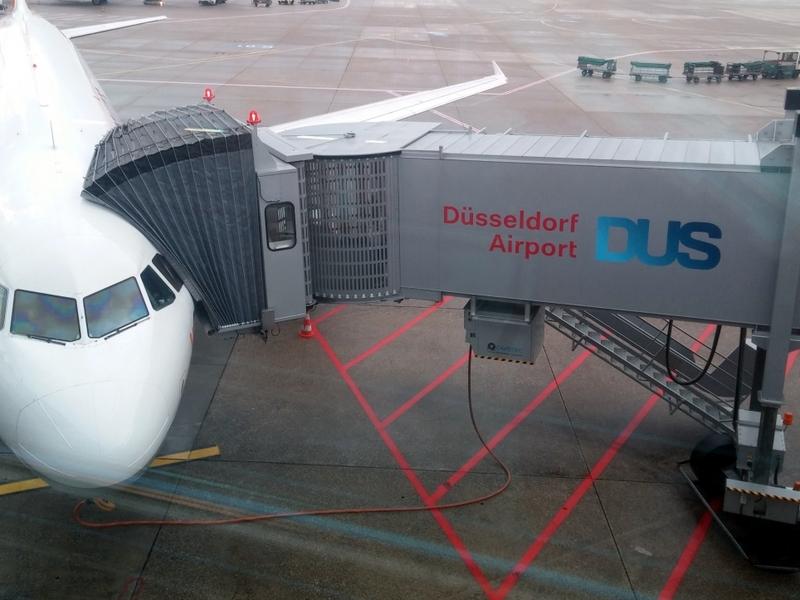 Flughafen Düsseldorf - Foto: über dts Nachrichtenagentur