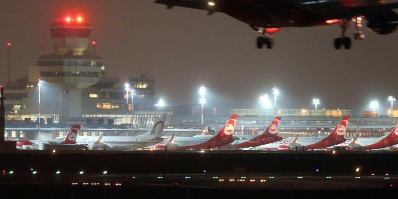 Flughafen Tegel - Foto: Wolfgang Kum