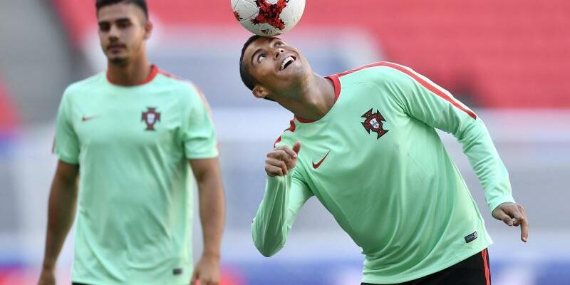 Cristiano Ronaldo - Foto: Martin Meissner