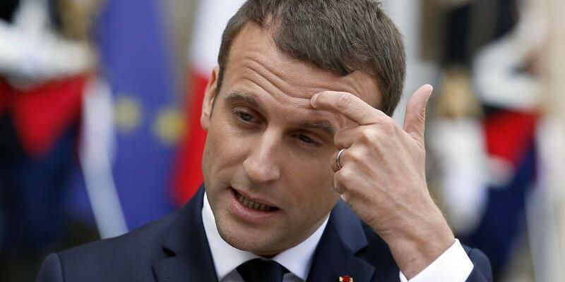 Emmanuel Macron - Foto: Francois Mori