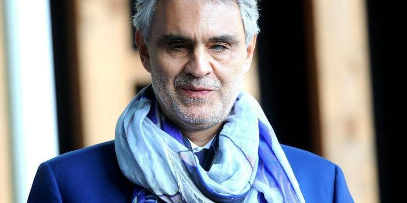 Andrea Bocelli - Foto: Daniele Mascolo