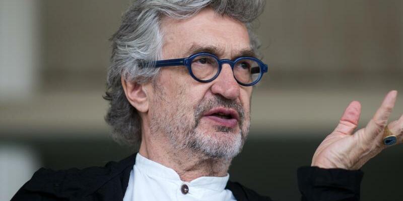 Wim Wenders - Foto: Bernd von Jutrczenka