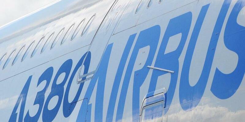 A380 - Foto: Andy Rain