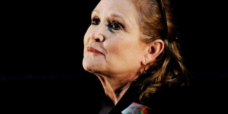 Carrie Fisher - Foto: Tracey Nearmy