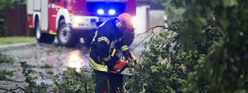 Feuerwehreinsatz - Foto: Philipp Schulze