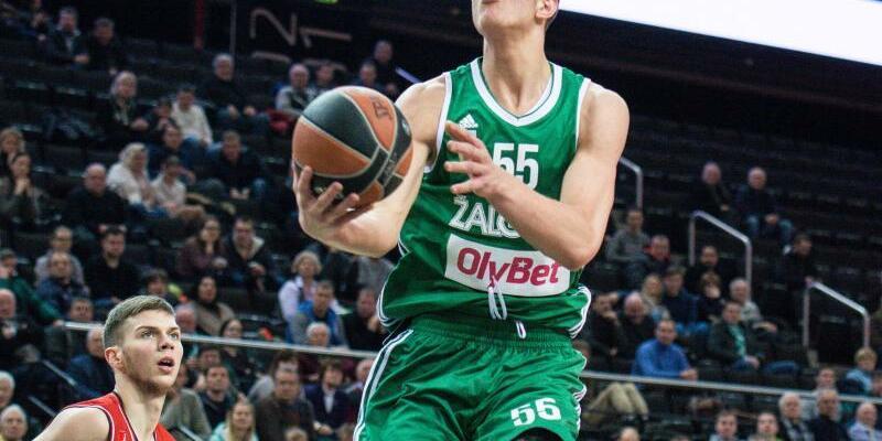 Basketball-Talent - Foto: Linas Zemgulis/ Zalgiris.lt.