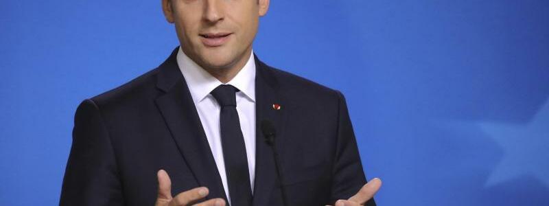 Emmanuel Macron - Foto: Olivier Matthys