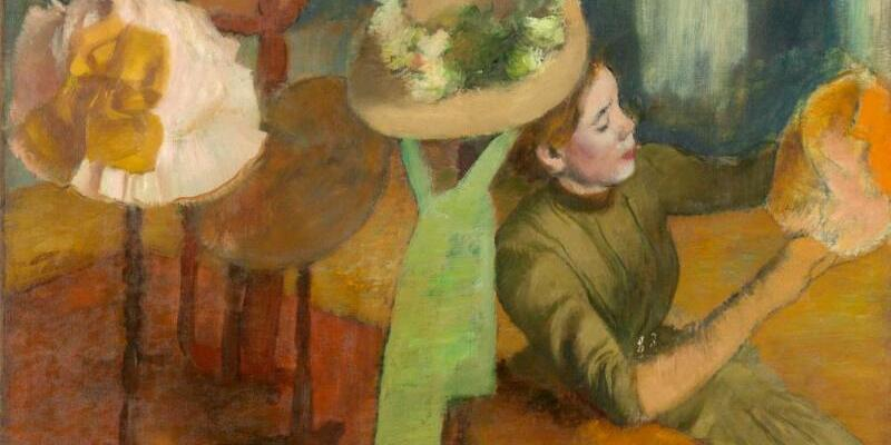 Edgar Degas - Foto: Fine Arts Museums of San Francisco