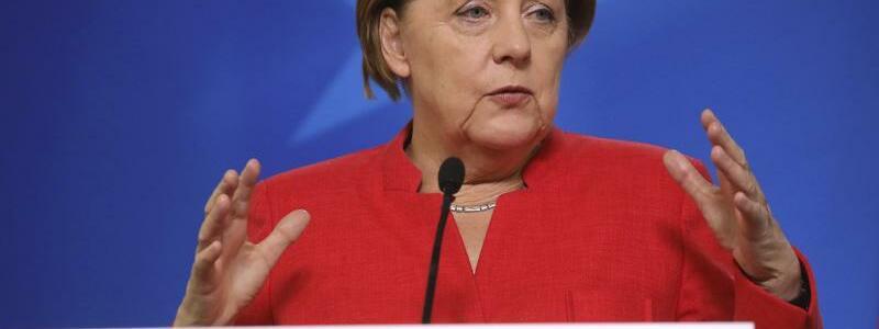 Merkel beim EU-Gipfel - Foto: Olivier Matthys