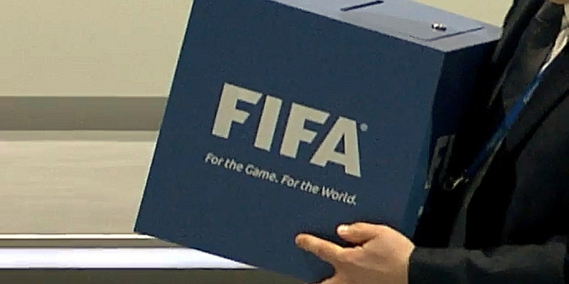 FIFA-Logo - Foto: über dts Nachrichtenagentur