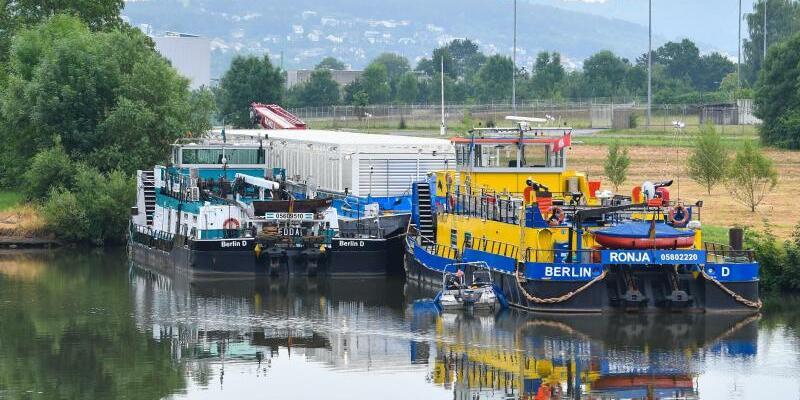 Castor-Transport - Foto: Uwe Anspach