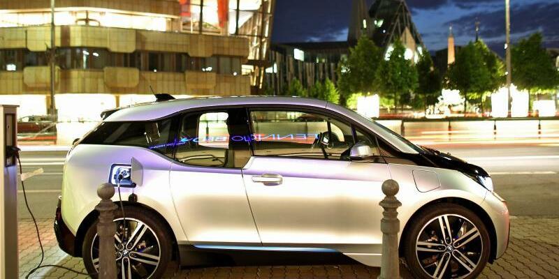 Elektroauto - Foto: Jan Woitas