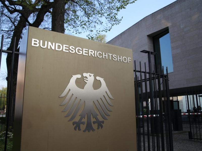 Bundesgerichtshof - Foto: über dts Nachrichtenagentur